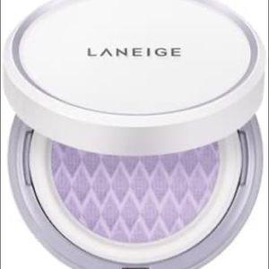 [2/$20] New sealed Laneige purple base cushion